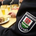 Gespräch mit der Freiwilligen Feuerwehr Trittau
