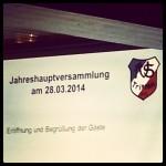 Jahreshauptversammlung des TSV Trittau