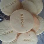 Immer gerne genommen: die Mesch-Kekse...
